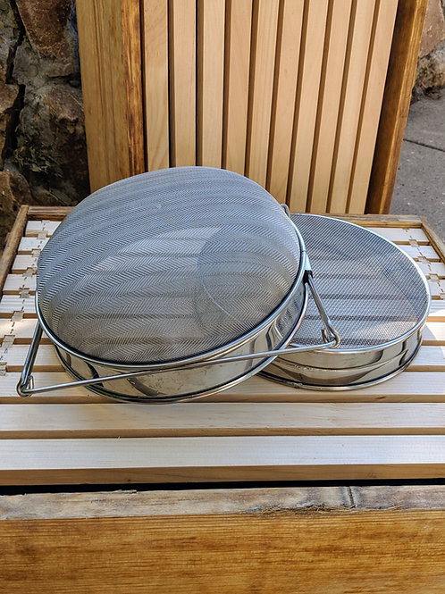 Double Metal Sieve