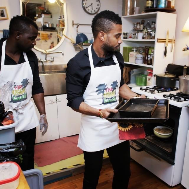 The Reggae Chefs