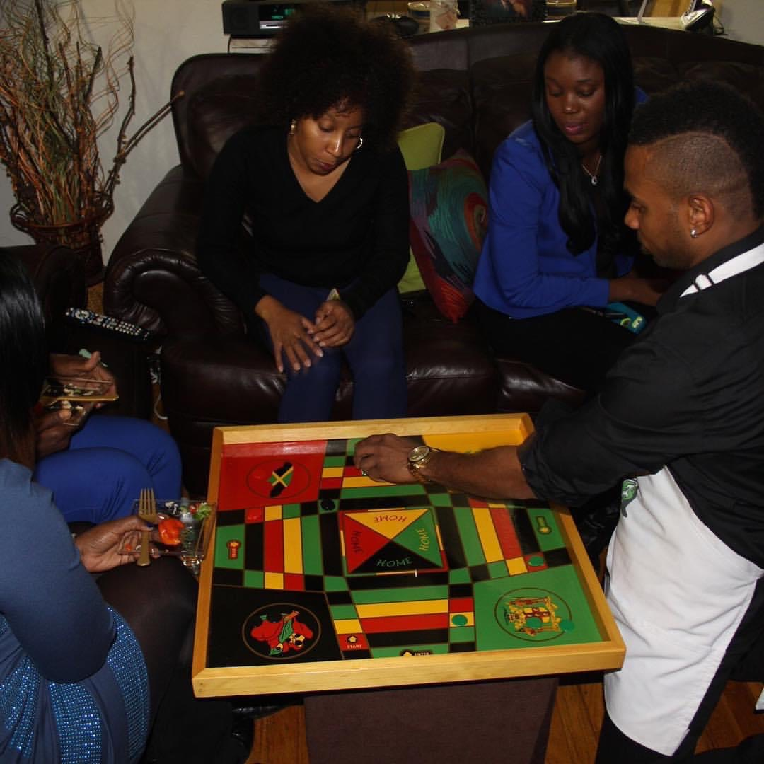 TRC playing ludi pic