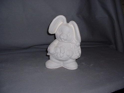 Bear in bunny suit #2