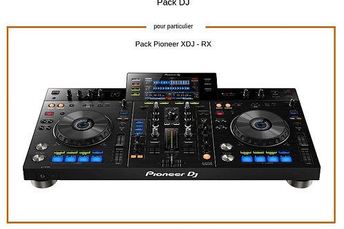 DJ Pack Pioneer XDJ-RX