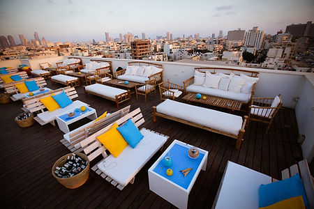 Lounge on Roof