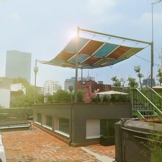 Terraza Solar