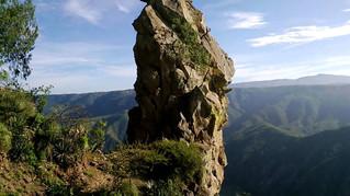 Peña del Aire - Huasca de Ocampo.
