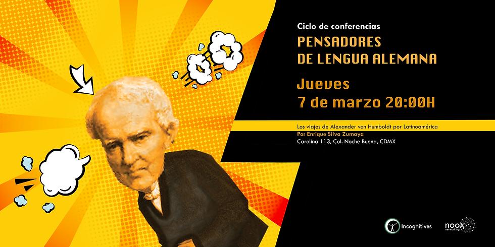 Los Viajes de Alexander Von Humboldt