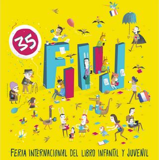 35 FERIA INTERNACIONAL DEL LIBRO INFANTIL Y JUVENIL