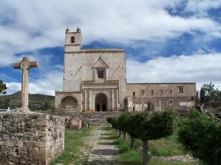 San Andrés Apóstol, Epazoyucan, Hidalgo.