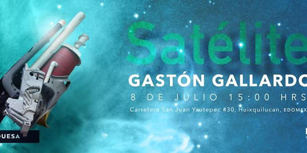 Satélite de Gastón Gallardo