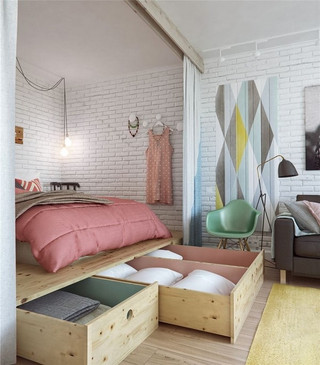 Ideas para Mini lofts