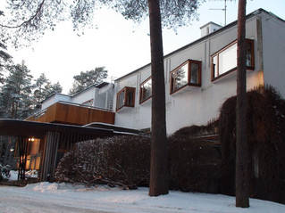 Villa Mairea de Alvar Aalto