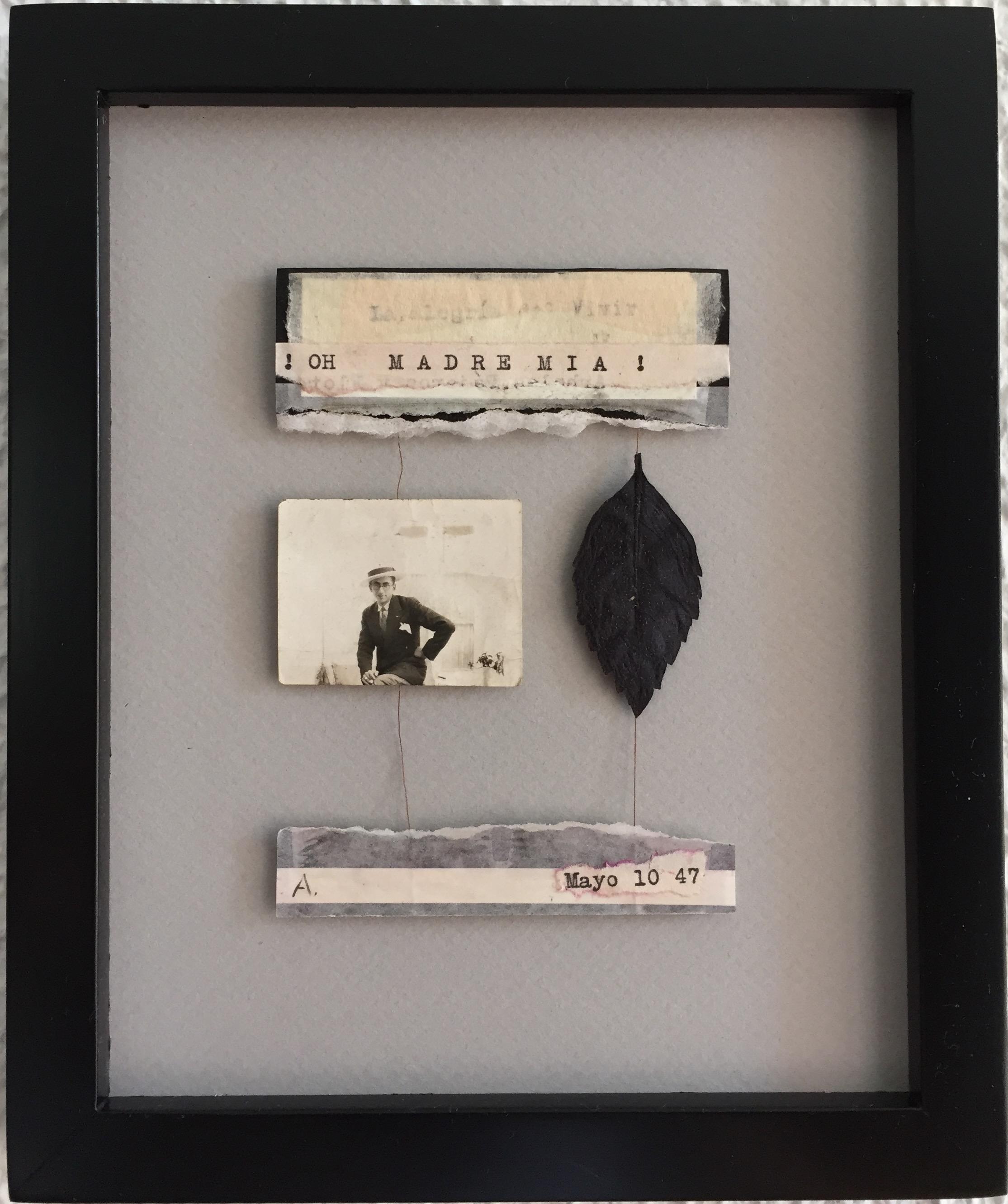 Serie de negativos polaroid Nº2
