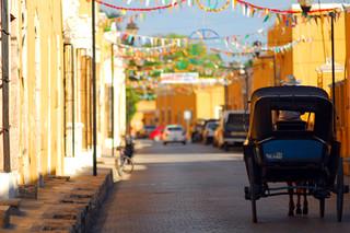 Izamal: Pueblo Mágico, Merida Yucatan.