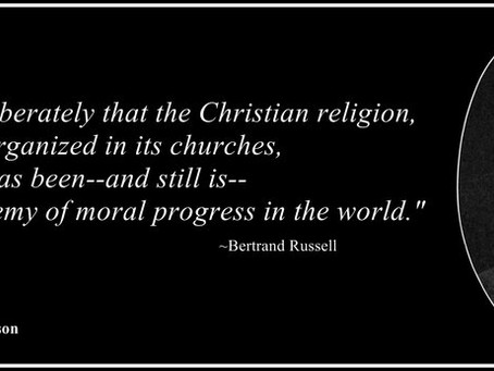 HOW RELIGION HIJACKS MORALITY April 7, 2016· by Mindwielders· in Religion and Philosophy.