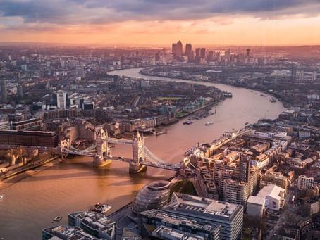 LONDON. MEMORIES OF GREY.