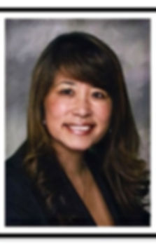 Assistant principal, Janice Sydney-Smith, smiling portrait