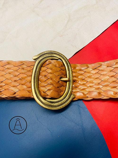 Ladies Plaited Belt