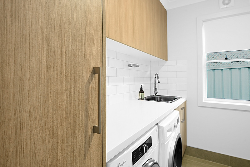 Sutherland Shire laundry renovation