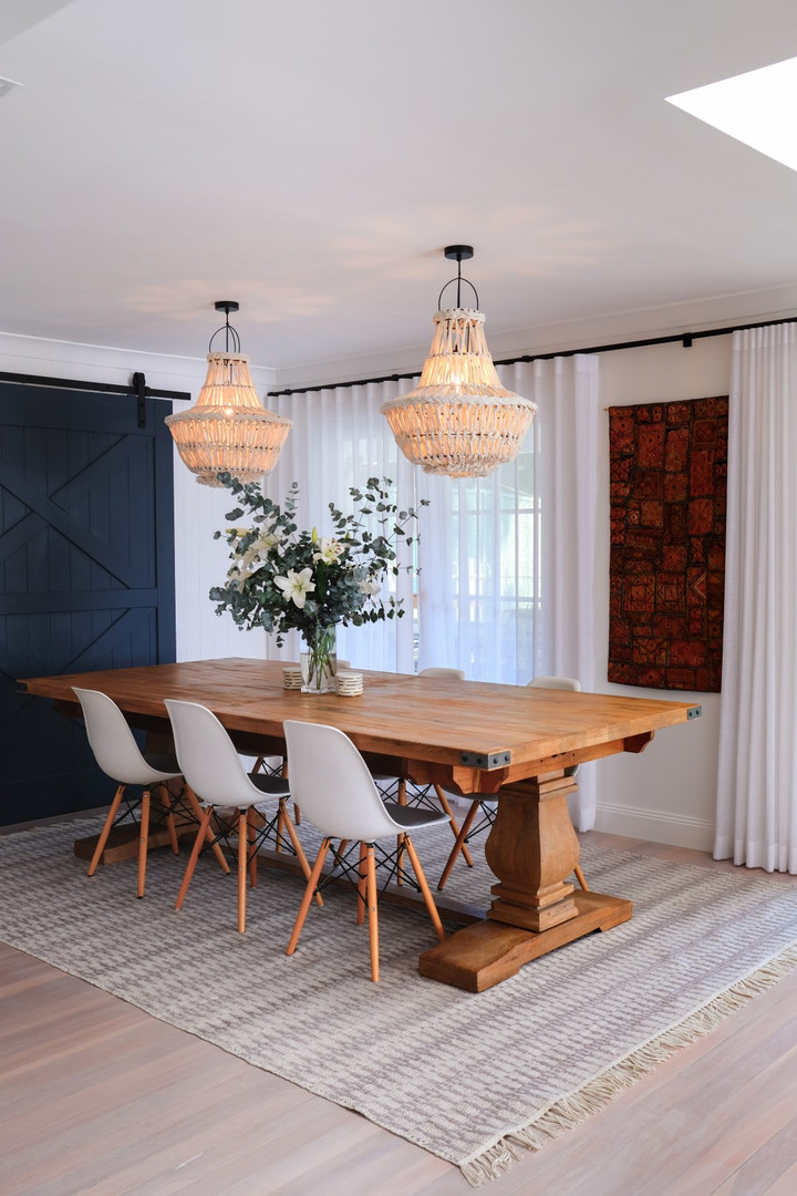 Sutherland Shire Hamptons coastal renovation
