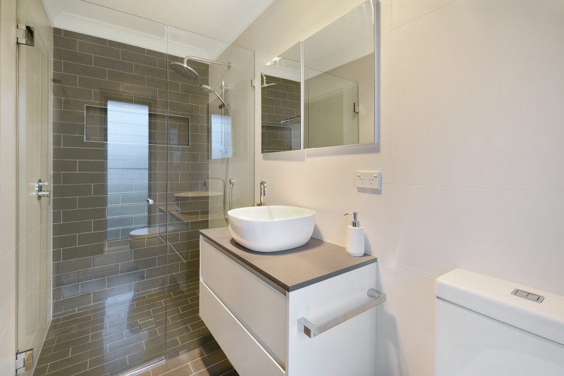 Peakhurst bathroom renovation by Shire Build