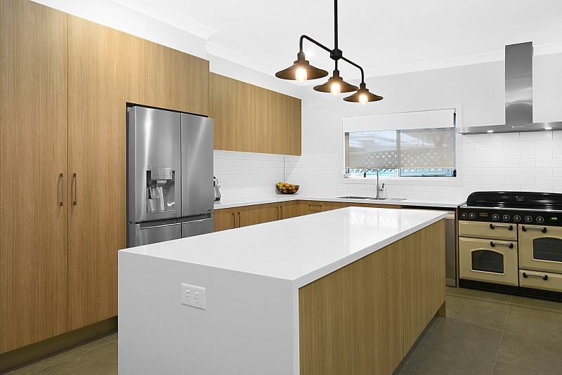 Kitchen renovation by Shire Build