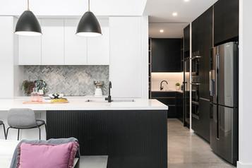 Petersham kitchen butlers pantry renovat