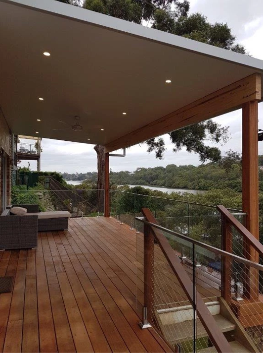 Eleesha deck renovation by Shire Build