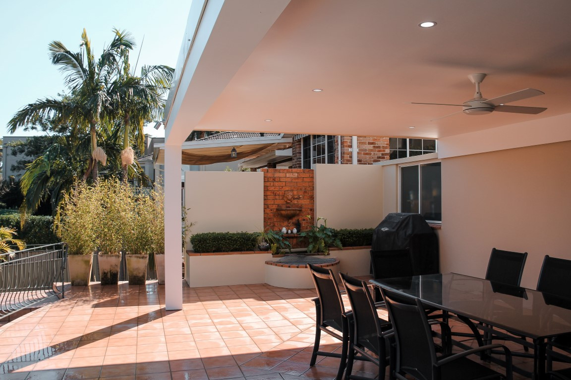Patio renovation Sutherland Shire