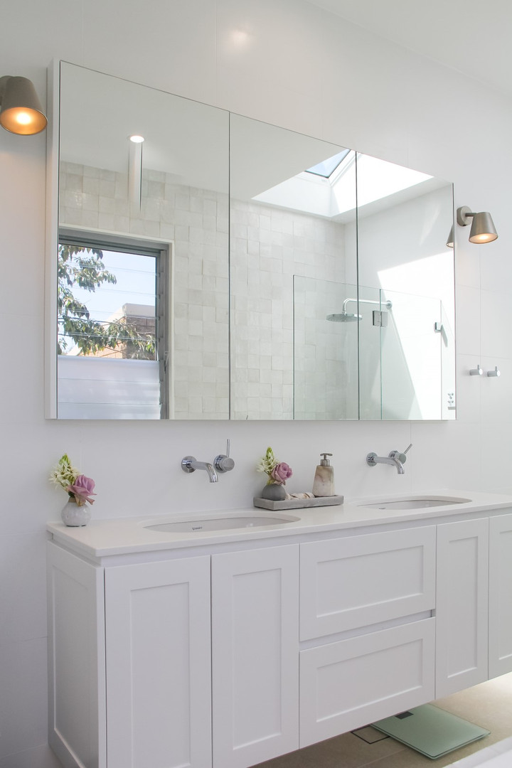 Como bathroom renovation by Shire Build