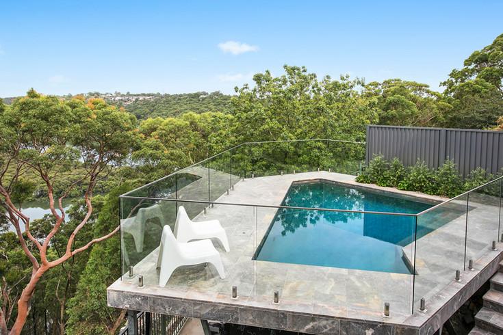 Inground Concrete Pool - Tranquil Como R