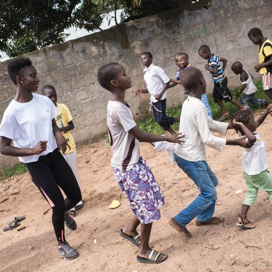 Workshop Gambia