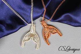 Mermaid tail wirework necklace 2.jpg