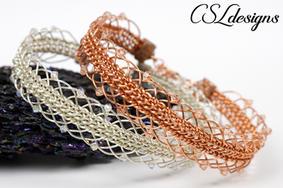 Laced edge wire kumihimo bracelet 6.jpg