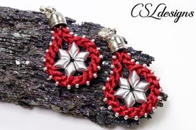 Starry kumihimo earrings 2.jpg