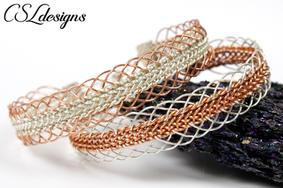 Laced edge wire kumihimo bracelet 5.jpg