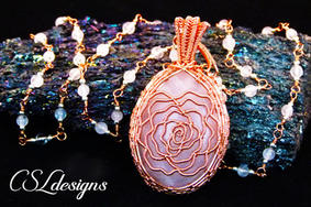 Rose wire wrapped cabochon front.jpg
