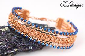 Triple braid wirework bracelet 2.jpg