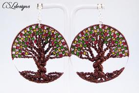 Micro macrame tree of life earrings.jpg