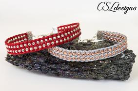 Snakeskin kumihimo bracelet 1.jpg