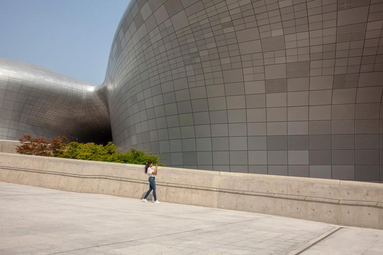 Zaha Hadid in Seoul