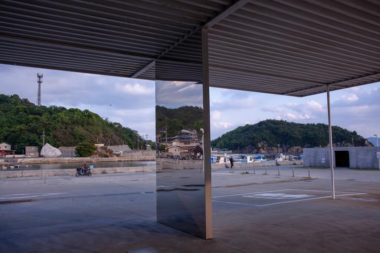 SANAA Architects in Naoshima