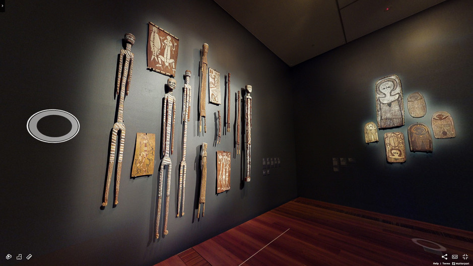 Marking Time Virtual Exhibition | 3D Scanning