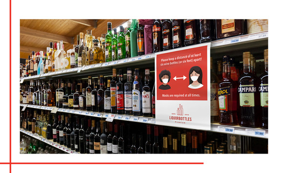 4 Ways to Boost Your Marketing Using Social Distancing Signage
