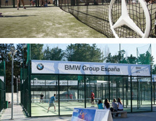 Sponsoring Paddle-Tennis (English)
