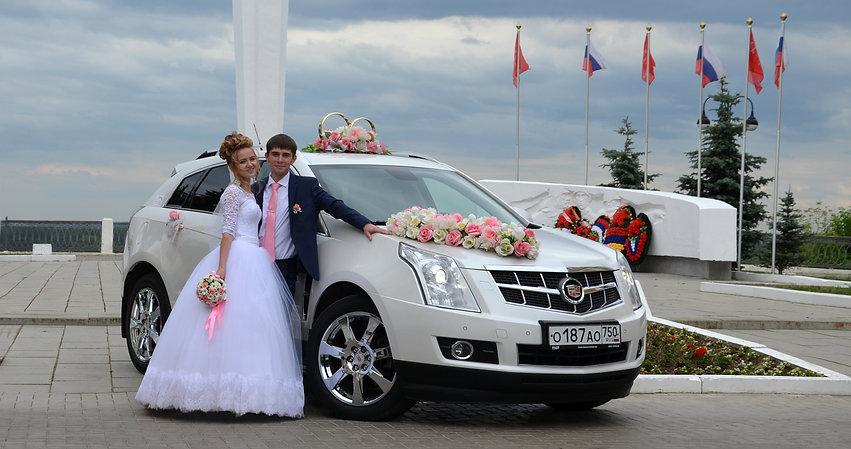 Автомобиль на свадьбу в Кирове