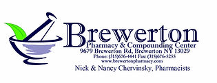 Brewerton Pharmacy Logo  with N&N Name.j