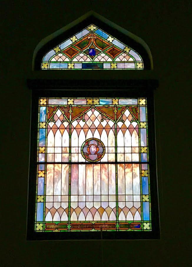 Art Center Window