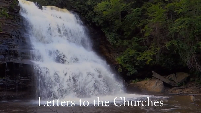 10/30 Letters to the Churches