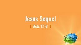3/29 Jesus Sequel