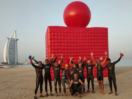 Ironman 70.3 Dubai 2019: Race Report