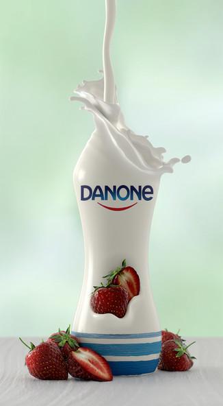 DANONE Key Visual